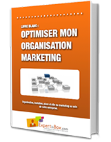 livre optimiser mon organisation marketing