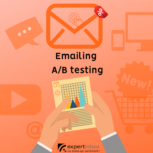 A/B testing emailing