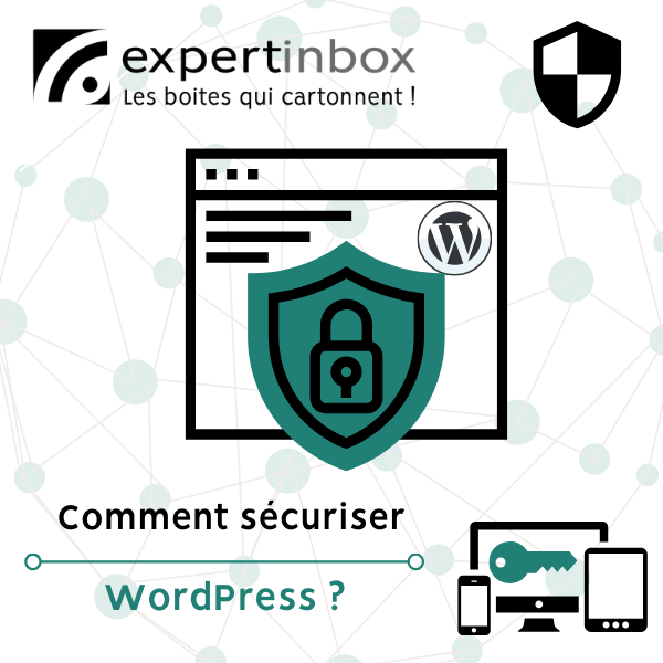 Sécuriser WordPress Expertinbox